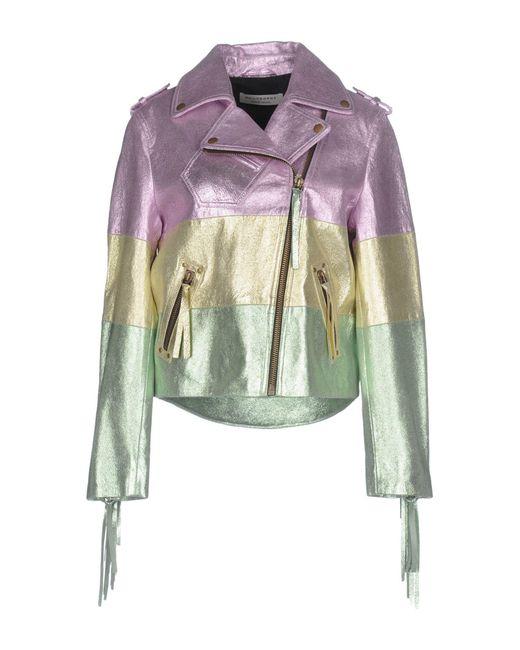 Philosophy Di Lorenzo Serafini - Pink Jacket - Lyst