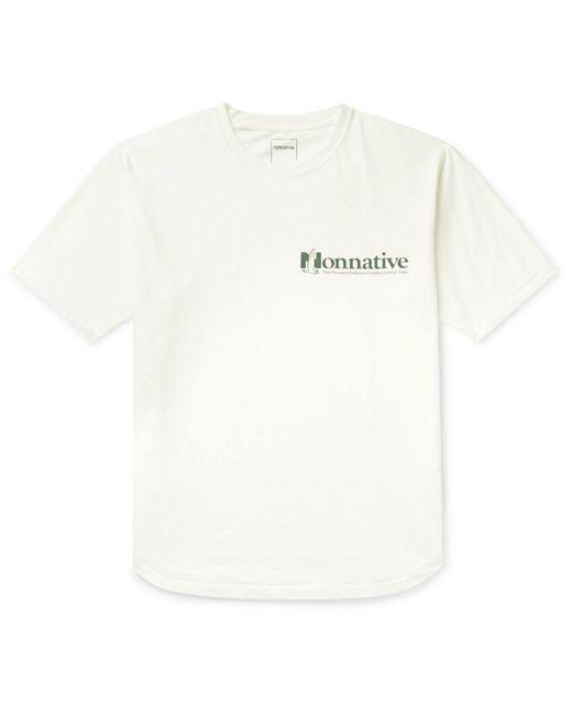 Nonnative T-shirts in White für Herren