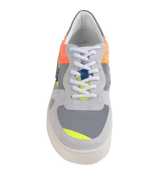 Mizuno Low Sneakers & Tennisschuhe in Gray für Herren