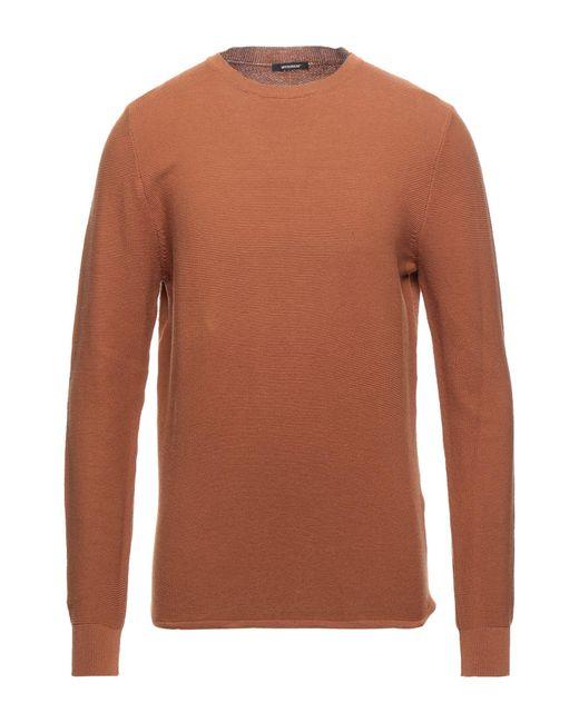 Officina 36 Pullover in Brown für Herren