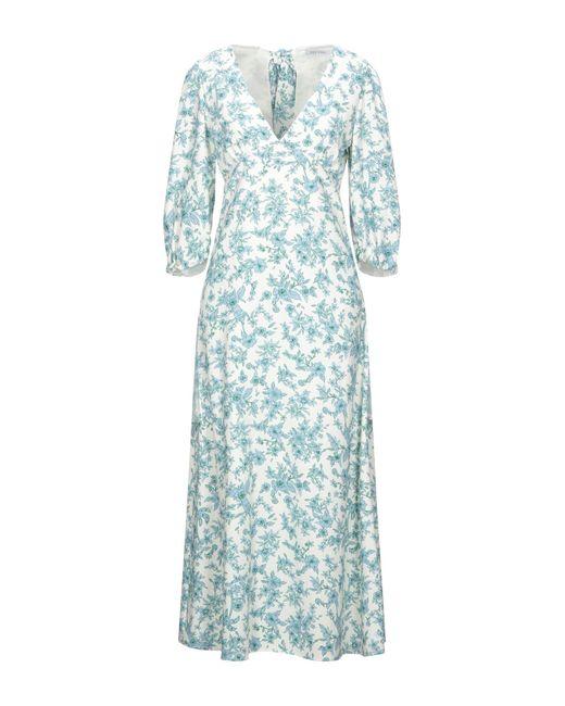 Vivetta White Long Dress