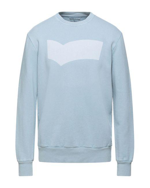 Gas Blue Sweatshirt for men