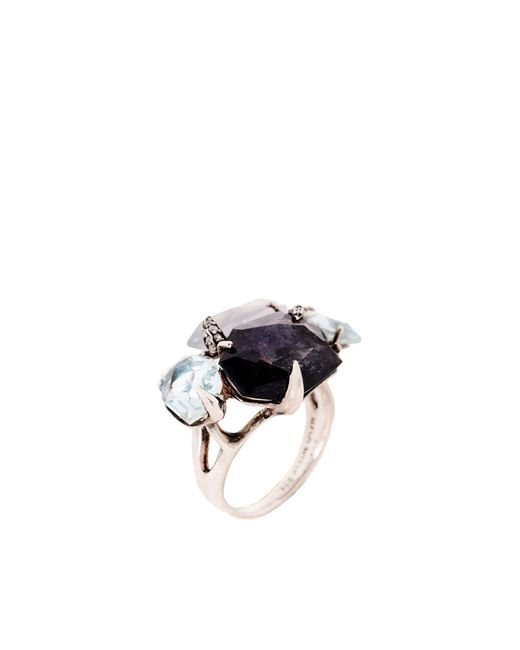 Alexis Bittar - Black Ring - Lyst