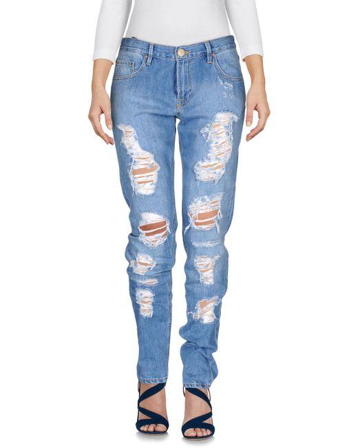 Don't Cry - Blue Denim Pants - Lyst