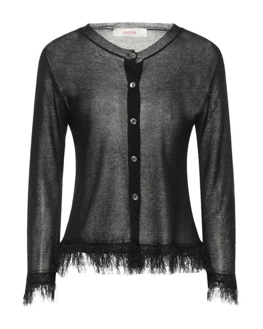 Cardigan Jucca en coloris Black