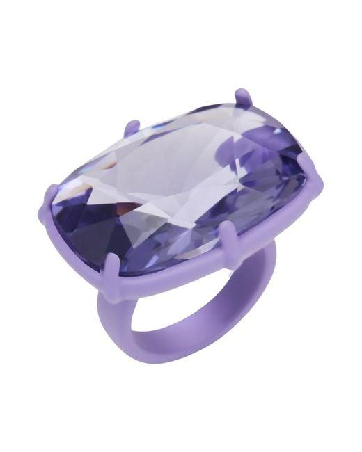 Rosie Assoulin - Purple Ring - Lyst
