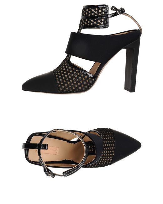 Reed Krakoff - Black Pump - Lyst