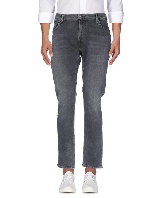 Pantalon en jean Pepe Jeans pour homme en coloris Black