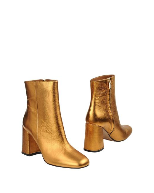 Bianca Di - Multicolor Ankle Boots - Lyst