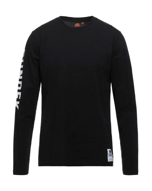 T-shirt Sundek pour homme en coloris Black