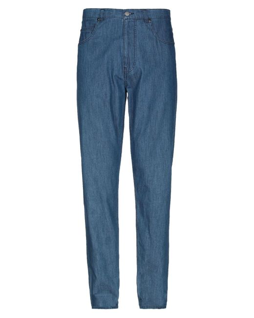 Pantaloni jeans di Aspesi in Blue da Uomo