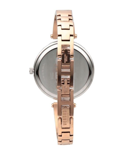Versus  Metallic Armbanduhr