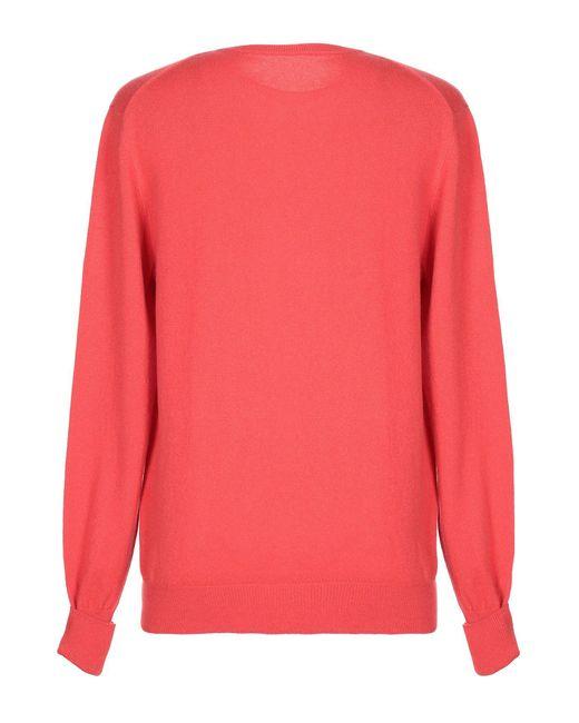 Pullover Ballantyne de hombre de color Pink
