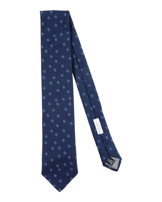 Boglioli - Blue Ties for Men - Lyst