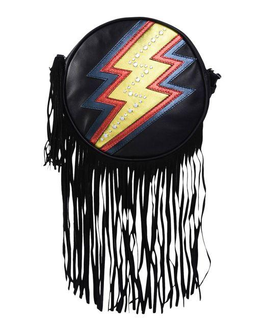 Just Cavalli - Black Handbags - Lyst