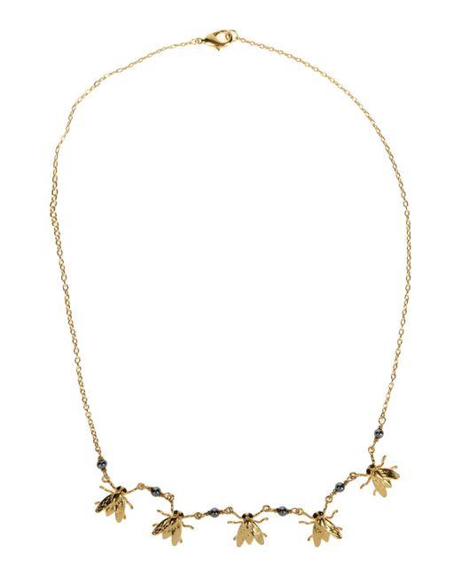Tom Binns | Metallic Necklace | Lyst