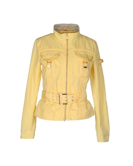 Peuterey Yellow Jacket