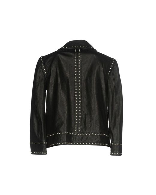 DSquared² Black Jacket