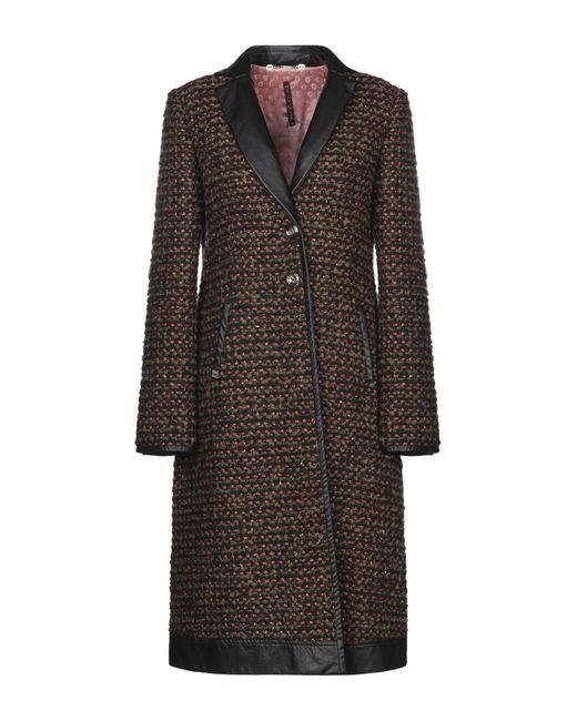 Manila Grace Green Coat