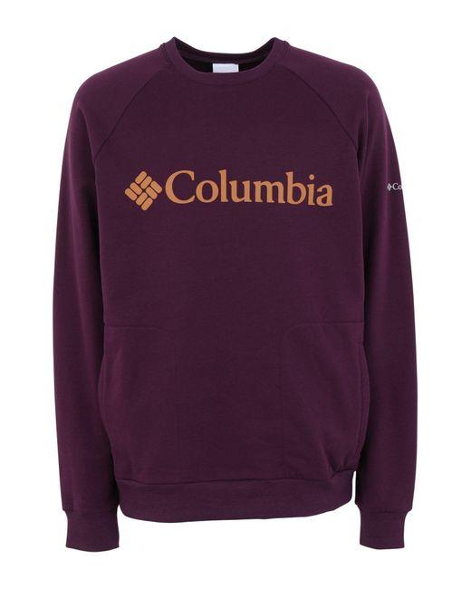 Sudadera Columbia de hombre de color Purple