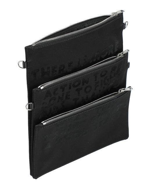 Borse a tracolla di MM6 by Maison Martin Margiela in Black