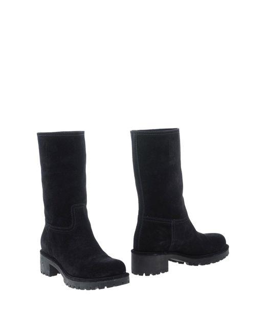 Prada Linea Rossa Black Boots