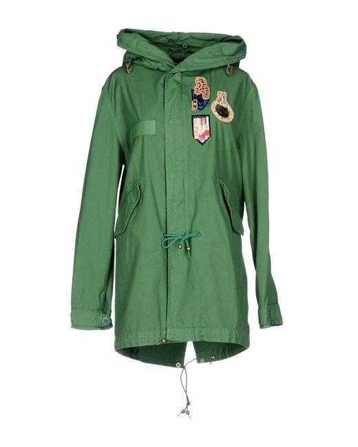 Mr & Mrs Italy - Green Jackets - Lyst