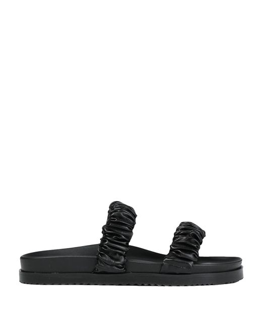 Sandales 8 by YOOX en coloris Black