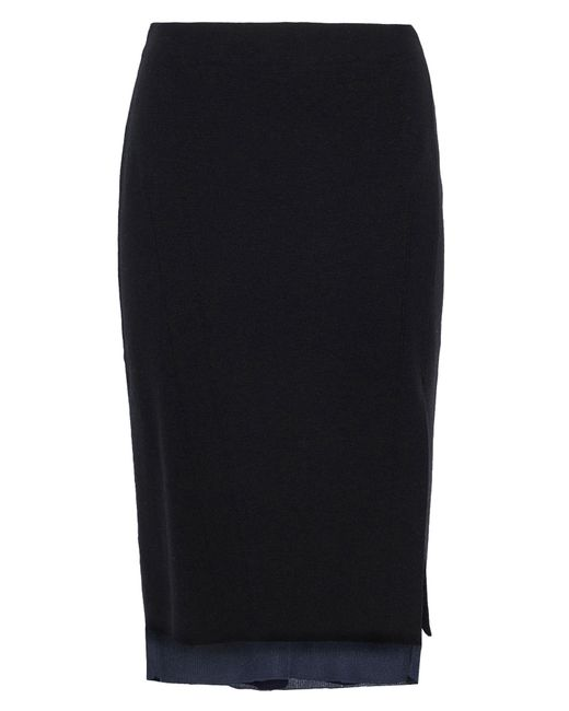 Falda corta Rag & Bone de color Black