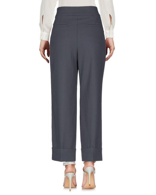Pantalone di Peserico in Gray