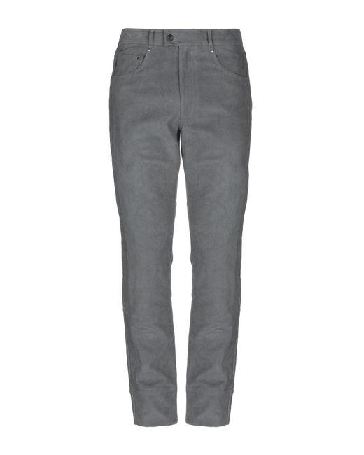 Peuterey Gray Casual Trouser for men
