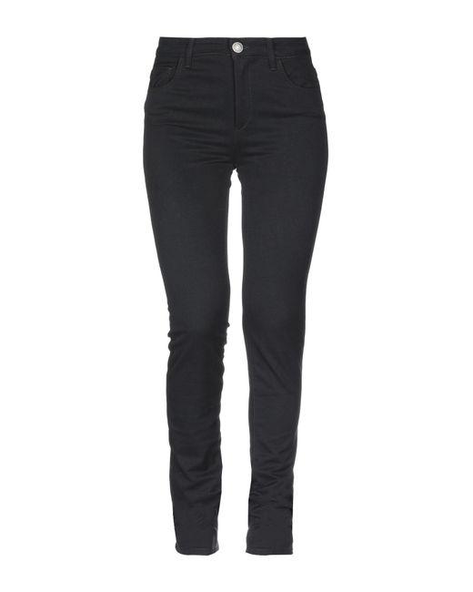 Trussardi Black Casual Trouser