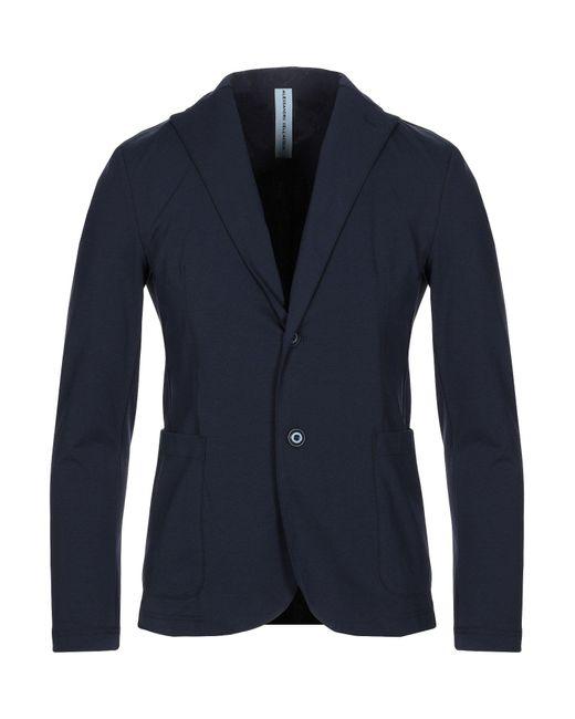 Veste Alessandro Dell'acqua pour homme en coloris Blue