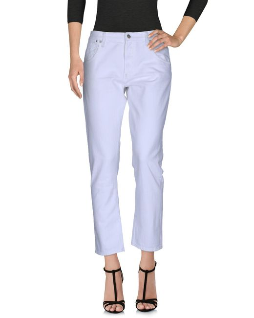 Pantaloni jeans di Citizens of Humanity in White