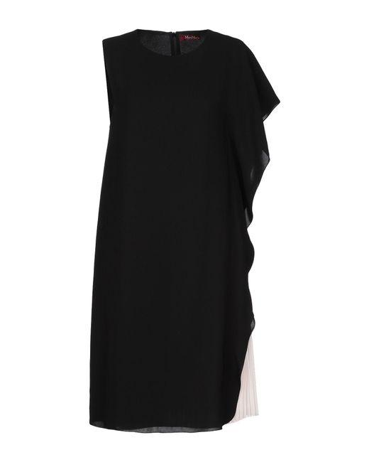 Vestito corto di Max Mara in Black