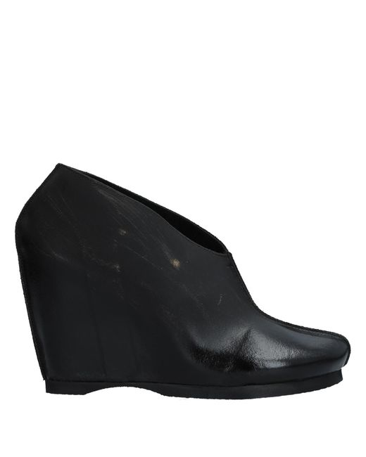 Peter Non - Black Shoe Boots - Lyst