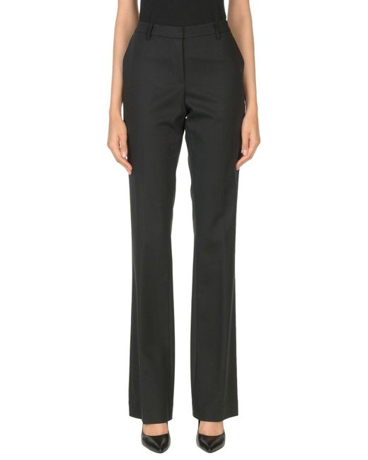 Armani Jeans - Black Casual Pants - Lyst