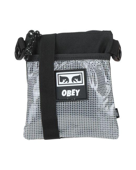 Obey Black Cross-body Bag