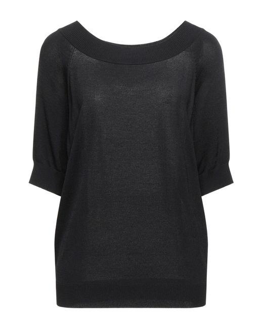 P.A.R.O.S.H. Black Pullover