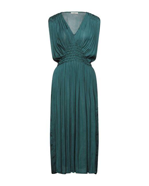 Vestito longuette di Sessun in Green