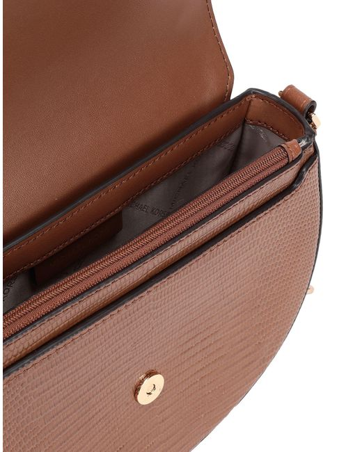 Bolso con bandolera MICHAEL Michael Kors de color Brown