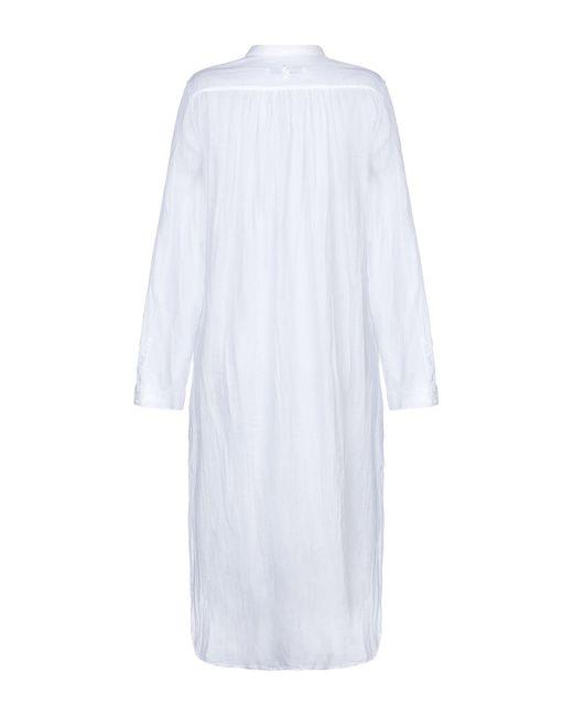European Culture Camisa de mujer de color blanco IZkOx