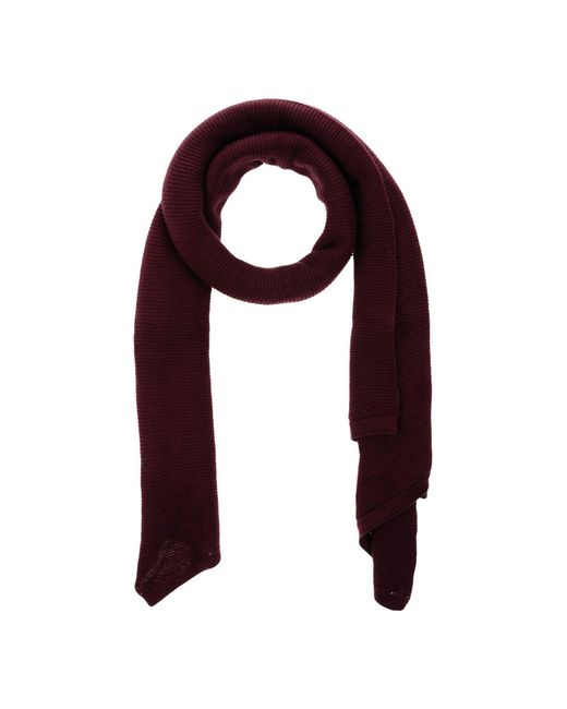 Pieces - Purple Scarf - Lyst