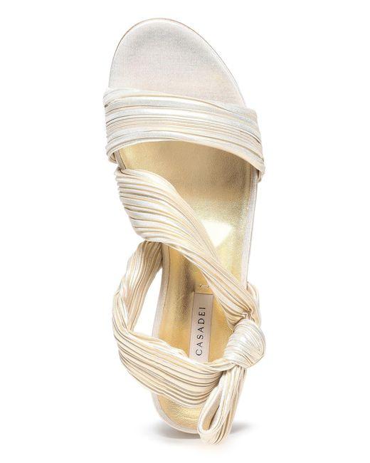 Casadei Multicolor Sandals