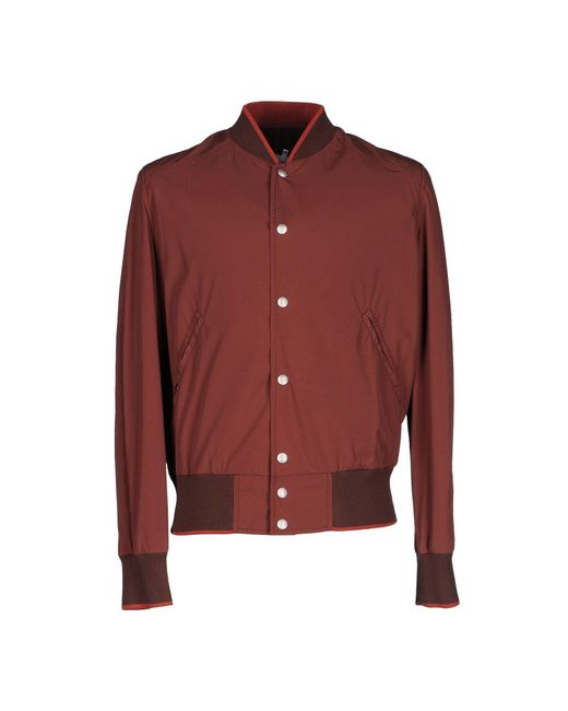 Maison Margiela | Brown Jacket for Men | Lyst