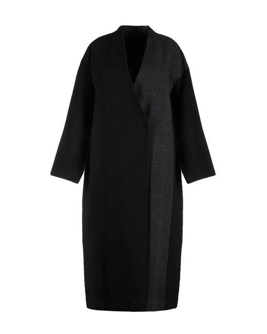 Demoo Parkchoonmoo - Black Coat - Lyst