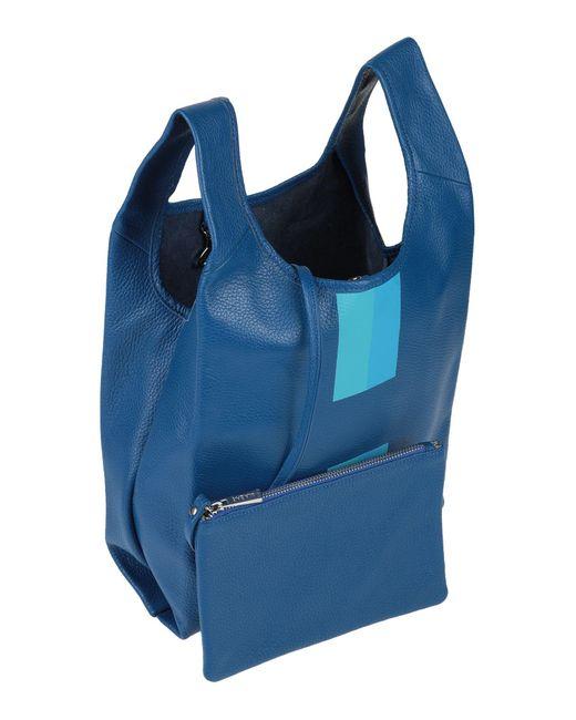 Mia Bag Blue Handtaschen