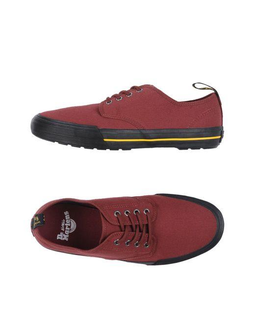 Dr. Martens - Multicolor Low-tops & Sneakers for Men - Lyst