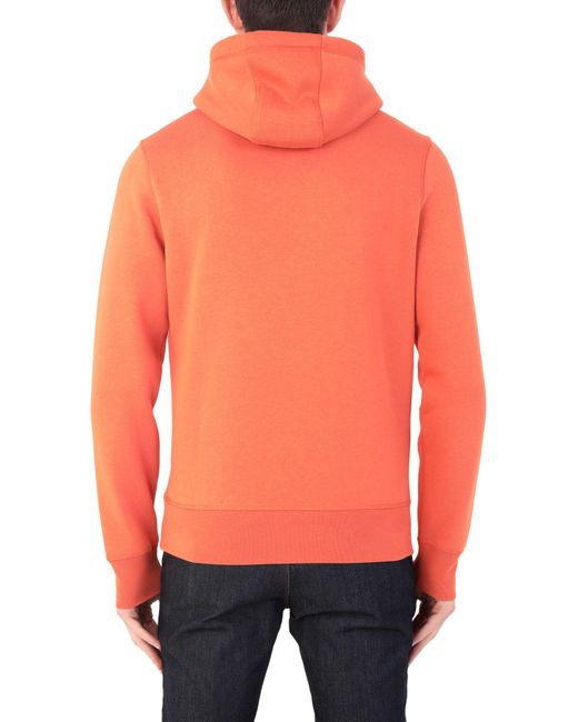 Tommy Hilfiger Sweatshirt in Orange für Herren
