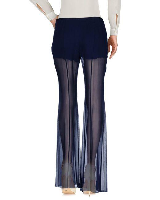 Pantalones Alberta Ferretti de color Blue
